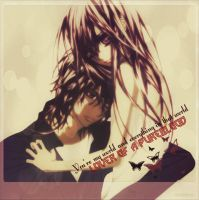 I belong to Kaname  v3 (sig by ME!!!) by BleachOD