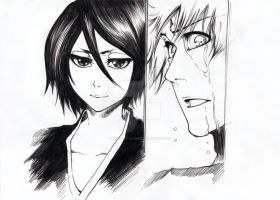 Rukia... by Marghe-chan