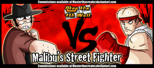 AT4W: Malibu Street Fighter by MTC-Studios