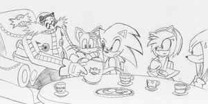 Tea Sonic? by ManicSam