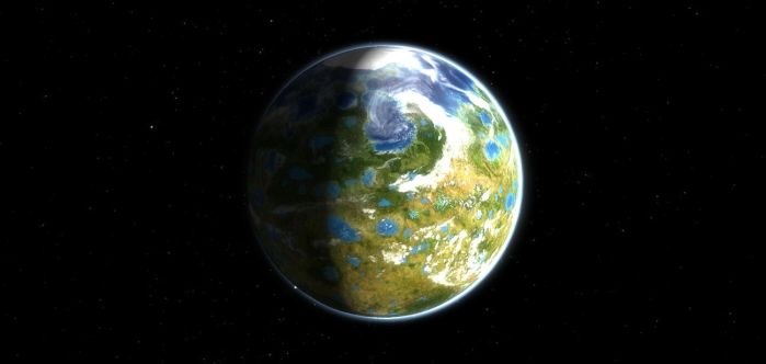 Ceres: Dwarf Planet Terraformed by 1Wyrmshadow1