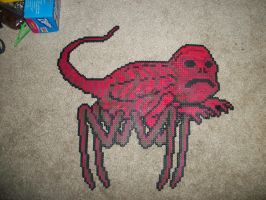 Red the Hellbeast Bead Sprite by DartFeld