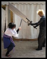The Sasuke's problem by Feiuccia