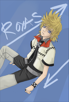 Roxas by Clouded-3D
