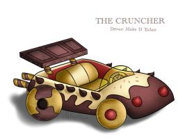 ::-The Cruncher-:: by Starimo