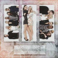 Png Pack 527 - The Originals Cast by xbestphotopackseverr