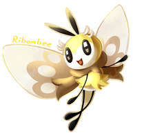 Ribombee by KitsuGuardian