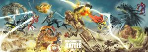 BLOCKBUSTER BATTLE by acir