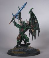 Daemon Prince by Kraylen