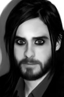 Jared Leto by Fooki
