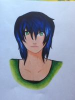 Copic Coloring by Lemonthrower