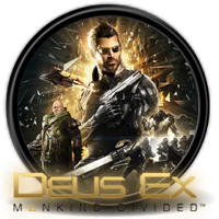 Deus Ex: Mankind Divided - Icon by Blagoicons