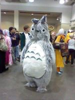 Totoro by Cold-Milk-Man