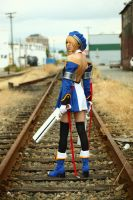 Blazblue - Noel Vermillion III by m-a-r-i-k-o