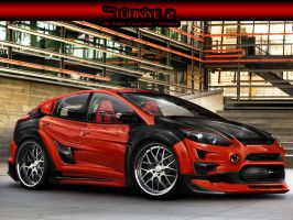 Team Turkey 2 Ford Focus 2011 by mustaF4ST