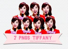 [PNG PACK#7] Tiffany (SNSD) By Zinyhwang by Hwanghwang