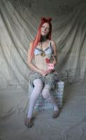 Circus Candy Doll 1 by mizzd-stock