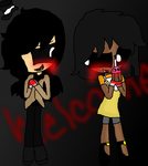 AT Five nights at Bloody's by PrincessStarwberry