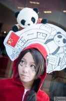 MatryoshkaxHetalia: China- What's that on my head by Rii-ki-AruxKol