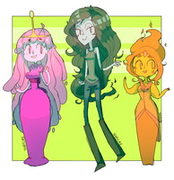 Adventure Time or something by pikagirl65neo