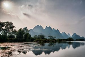 Yangshuo, Heavenly by alierturk