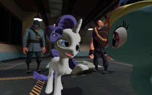 PF2 - Meet Rarity - Not like she by TBWinger92
