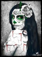 Day of the dead III by silcuper