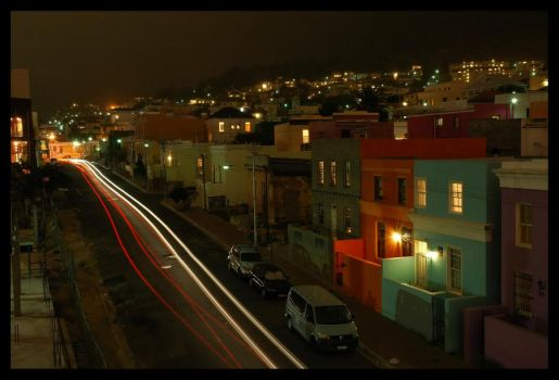 Cape Town By Night by phoenix-69