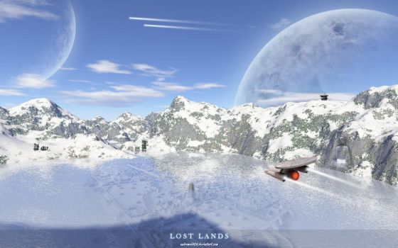 Lost Lands by Andromed404