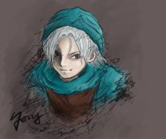 Terry 01 - Dragon Quest Monsters by BUBIMIR-39