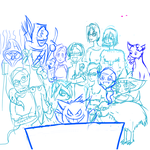 My viewers by NonieBee