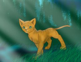 Firestar by SilverToraGe