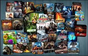 Game Aicon Pack 33 by HarryBana