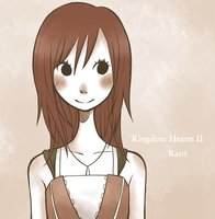 Kairi by TheDeepSeaGirl