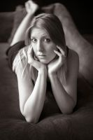 Intimate- Black and White by DanikaMilles