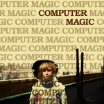Computer Magic CD cover v1 by Pasteljam