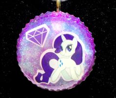 Rarity Resin pendant by TashaAkaTachi