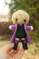 Alois Trancy from Black Butler Amigurumi Doll by Kaijere