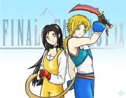 Request - FF9 by Angel-soma