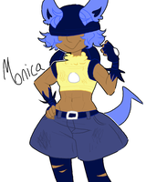monica by Aka-Chibi