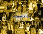 M Basketball Wallpaper by jdubs