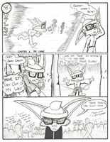 Outlook Chapter2: Page 1 by ChibiBatGraphics