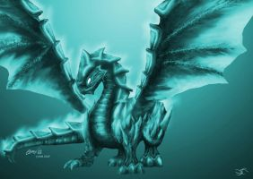 Ice Dragon 2 by Chimaera94