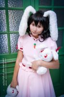 Tewi::::: by Witchiko