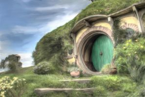 Bag End by Everild-Wolfden