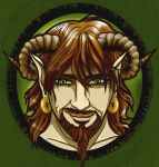 green satyr by vimessy