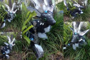 Kiiarre  Poseable Creature  SOLD by SonsationalCreations