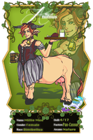 Sky of Animus: Millie Moo Application by IrishMoo