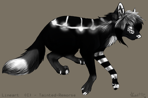 Scene Dog Point Auction CLOSED by Wolfies--Adopts