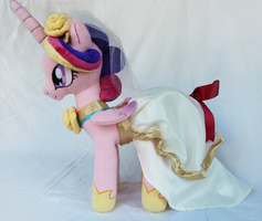 Princess Cadance Plush 2 by Wild-Hearts